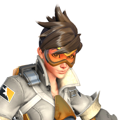 Overwatch League Gray Tracer has now been unlocked to Twitch